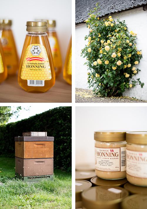 Honning på Holtgaard lavet af Peter Stougaard