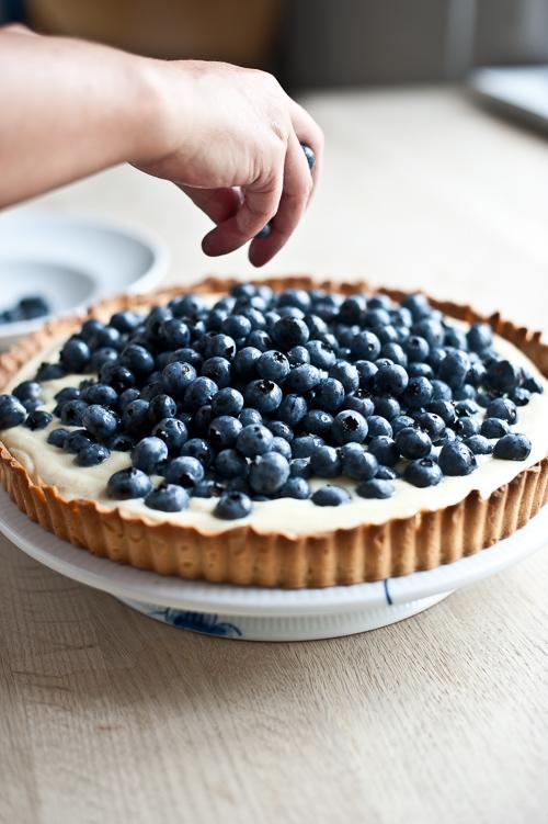 Så skal der blåbær på - MASSER af blåbær!