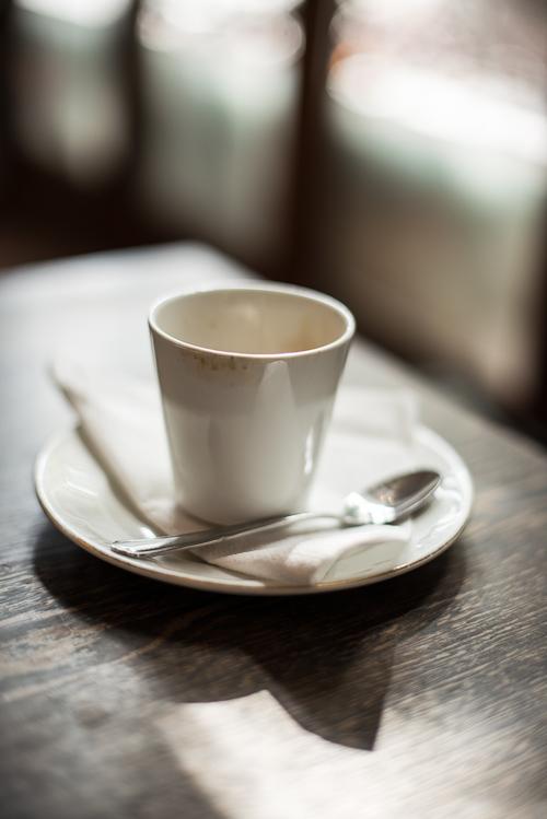 Tak for dejlig kaffe