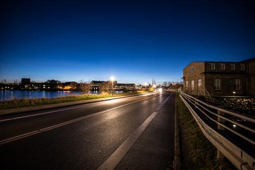 Smukke København og forventnigsfulde på vej mod en lovende middag