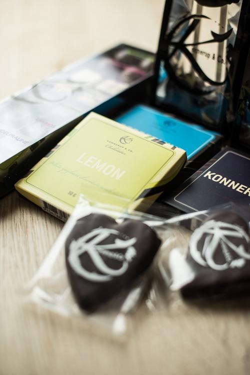 Konnerup & Co chokolade til test