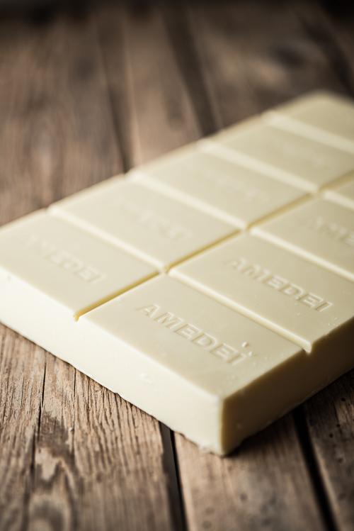 Hvid chokolade fra Amedei