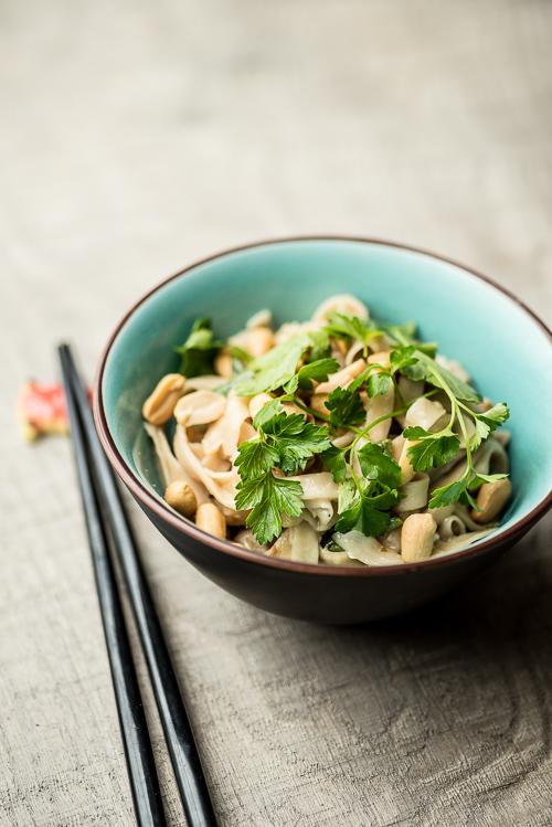 Pad thai - hurtig hjemmelavet thaimad