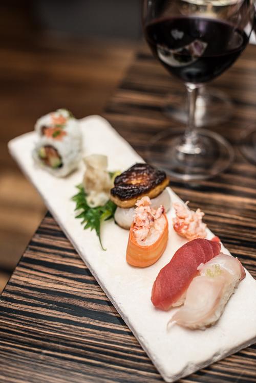 Sushi - det salte køkkens sidste servering