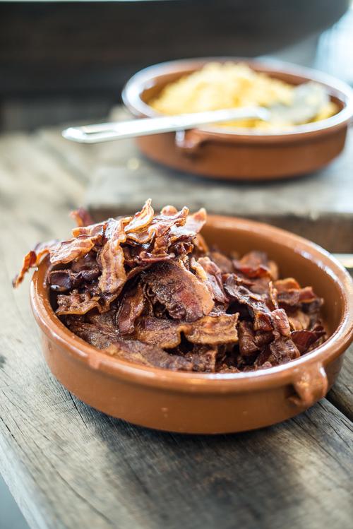 Bacon - svært at komme udenom til en brunch