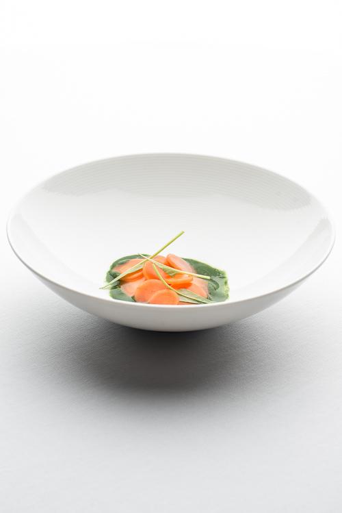 Gulerødder, ukrudt og mælk