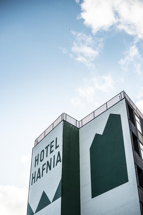 Hotel Hafnia centralt i Torshavn
