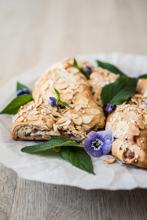 Rabarberbrød - mere brød end kage
