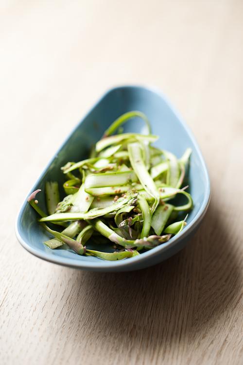 Syltede asparges