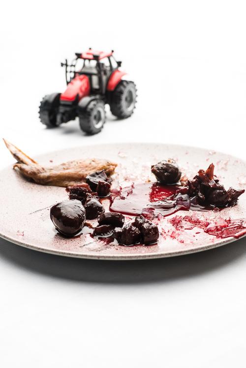 Roadkill på en tallerken