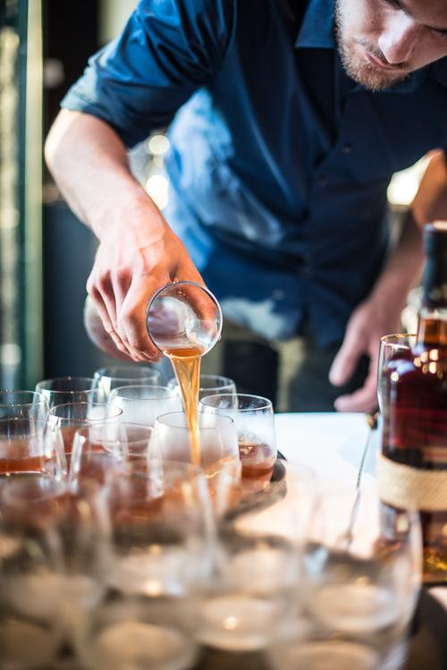 Sådan en cocktail er ikke en tosset måde at runde en skøn middag af