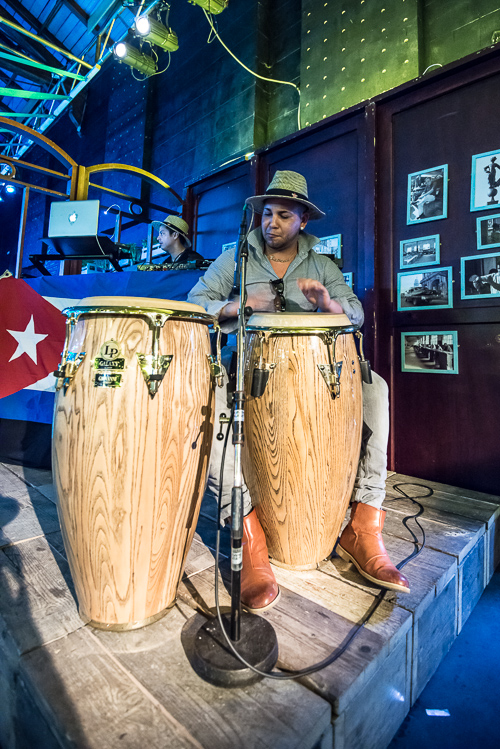 Cubansk live musik