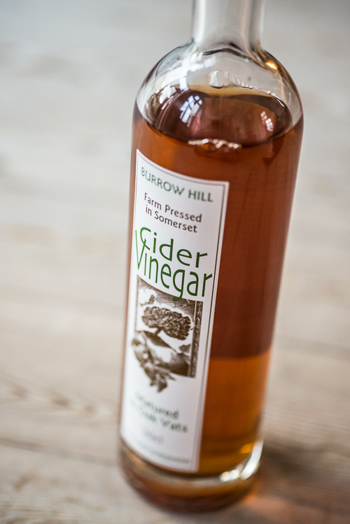 Fantastisk engelsk æblecider-eddike