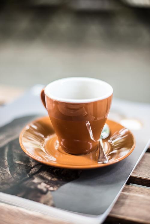 Dejlig kaffe og gode magasiner