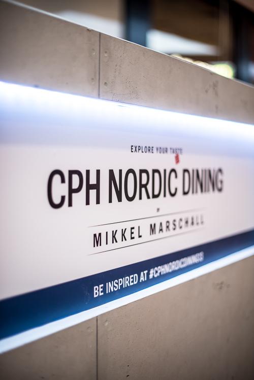 Mikkel bringer Bornholm til Kastrup