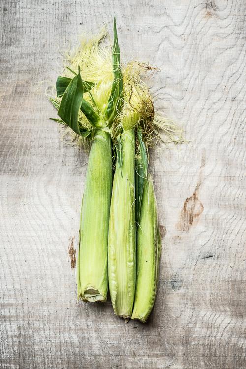 """Når """"fimrehårene"""" stadig er lysegrønne er majsene helt friske"""
