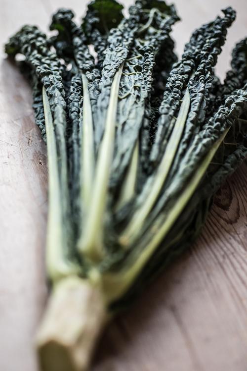 Sortkål eller cavolo nero tilhører den meget smukke del af kålfamilien