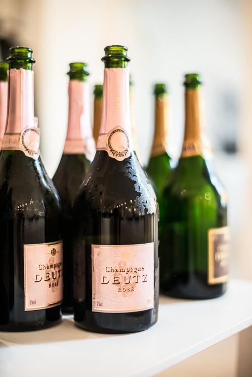 Prøv rose champagnen fra Deutz - den er fantastisk!