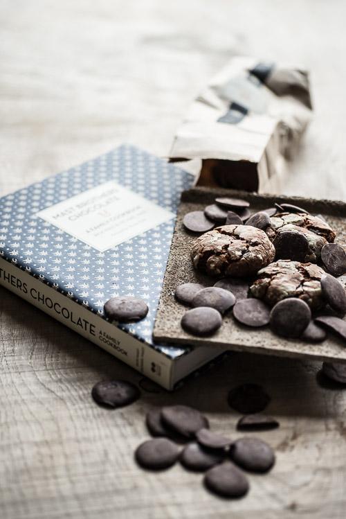 Gingersnaps og chokoladebogs-læsning - HAPS!!!
