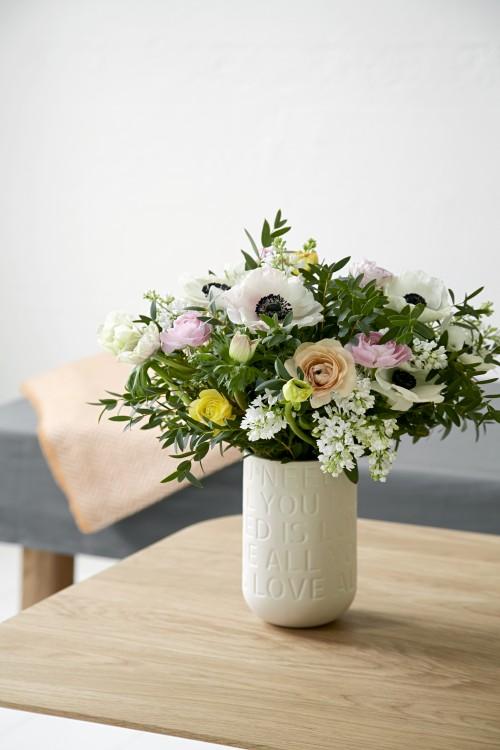 Vind en Kähler-vase og få inspiration til middagen på Valentines day | Becauseitmatters