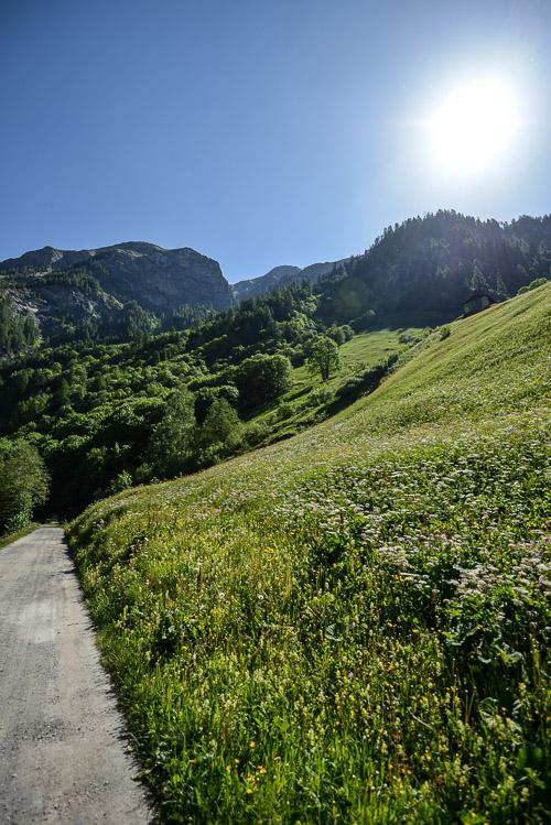 Smukke Valsertal